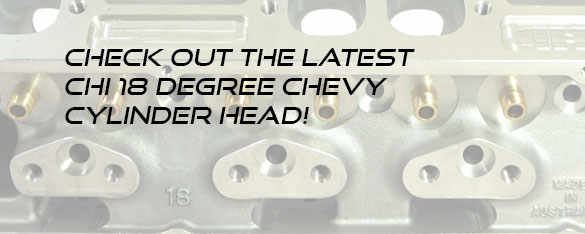 Chevy 18 Degree Banner