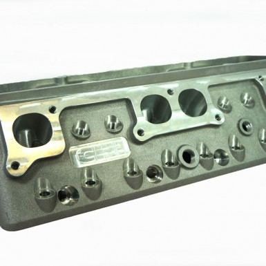13 Degree Chevy Cylinder Head