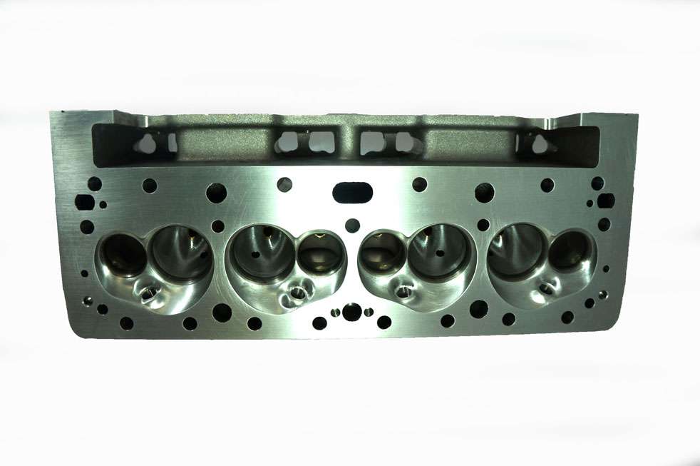 Degree Chevy Cylinder Head on Chevy Performance Crate Engines