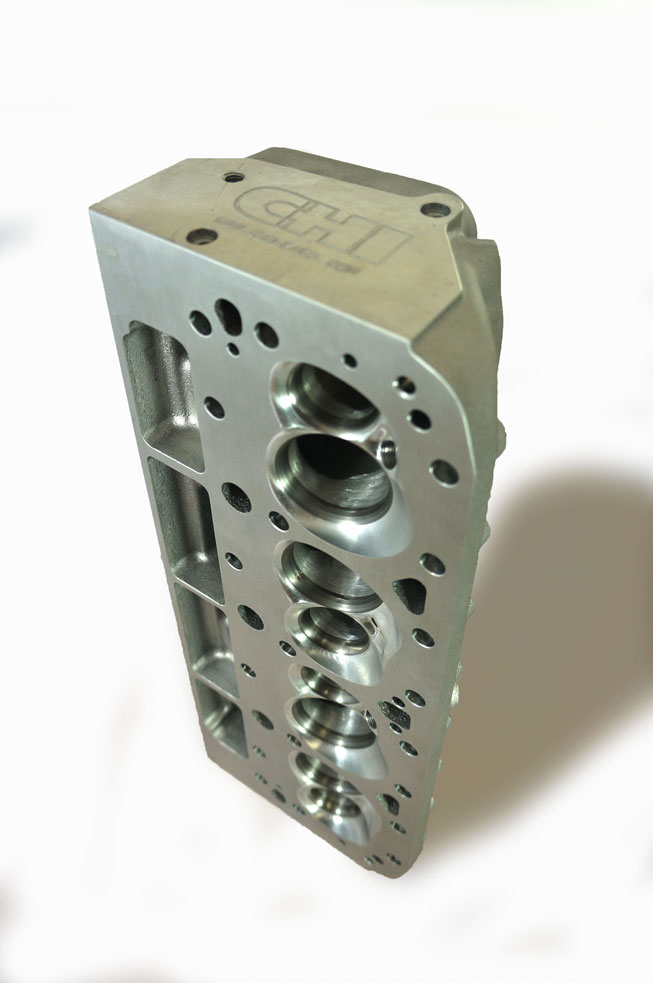 Degree Chevy Cylinder Head on Small Block Chevy Crate Engines