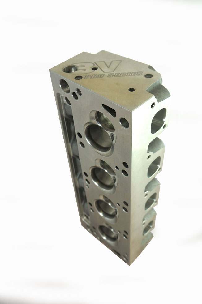 3V Cleveland - CHI Cylinder Head Innovations