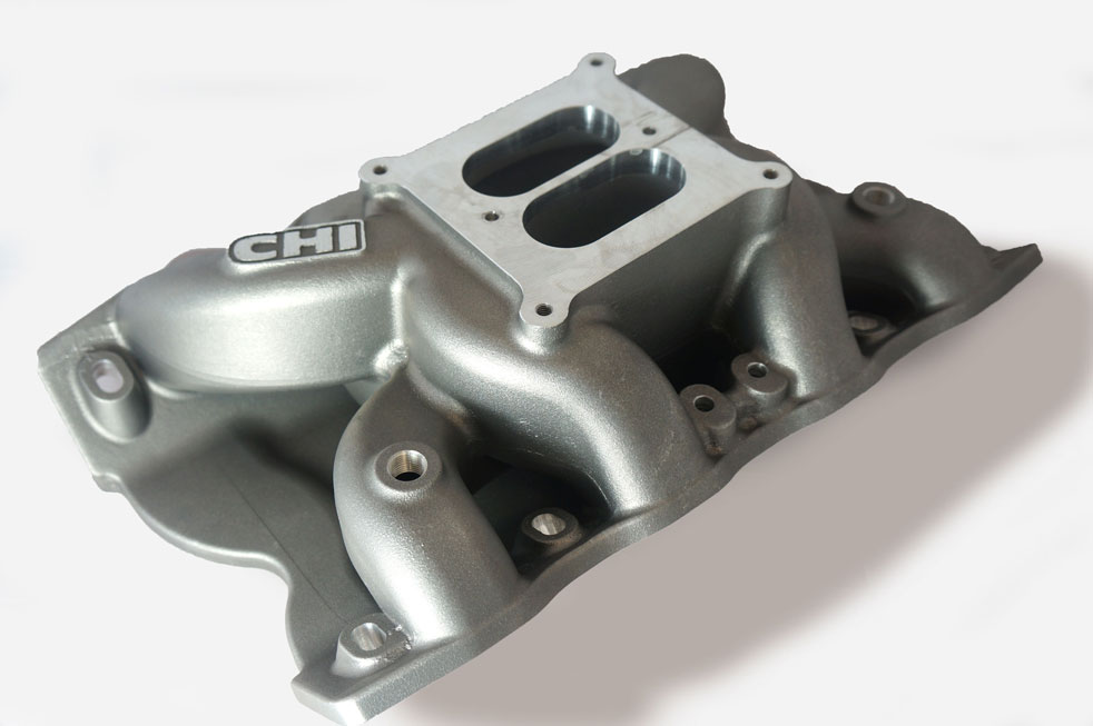 Manifolds - CHI Cylinder Head Innovations