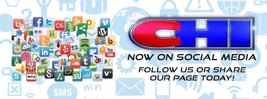 CHI on Social Media