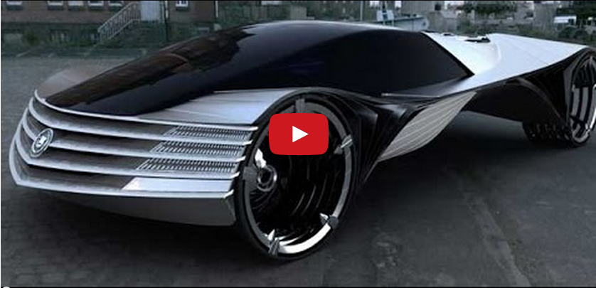 Thorium Powered Car